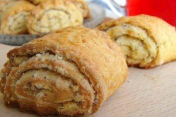 Самое вкусное печенье на сметане