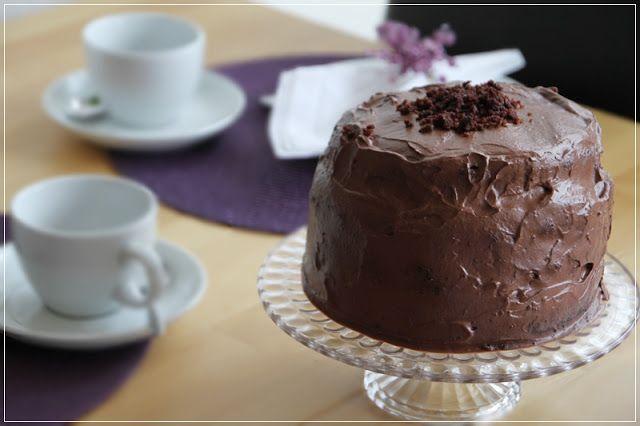 Espresso-Schokoladen-Törtchen...