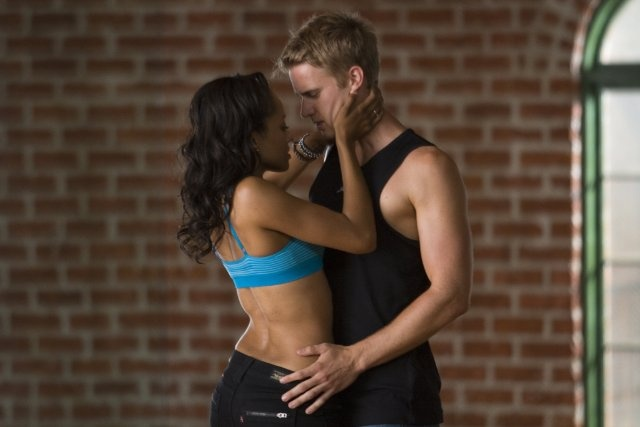 Kat Graham & Randy Wayne in Honey 2. i LOVED this scene :)