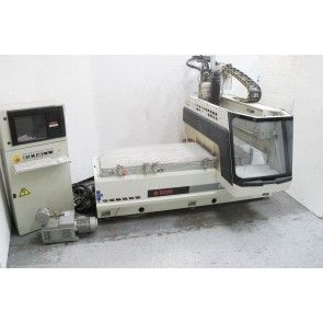 SCM Record 100 CNC Router - Flat Table
