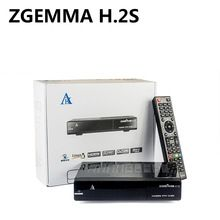 US $100.50 SZ Original ZGEMMA H.2S Twin Tuner DVB-S2 Dual Core Satellite Receiver Enigma 2 linux OS 2000DMIPS CPU BCM7362 Set TV Box. Aliexpress product