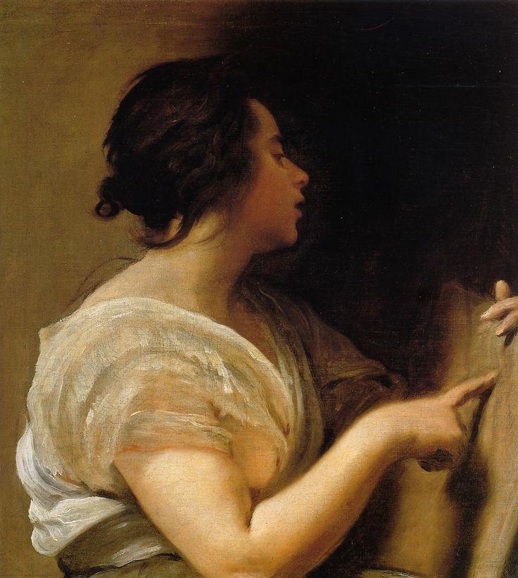 Archne (A Sybil) , by Diego Velazquez