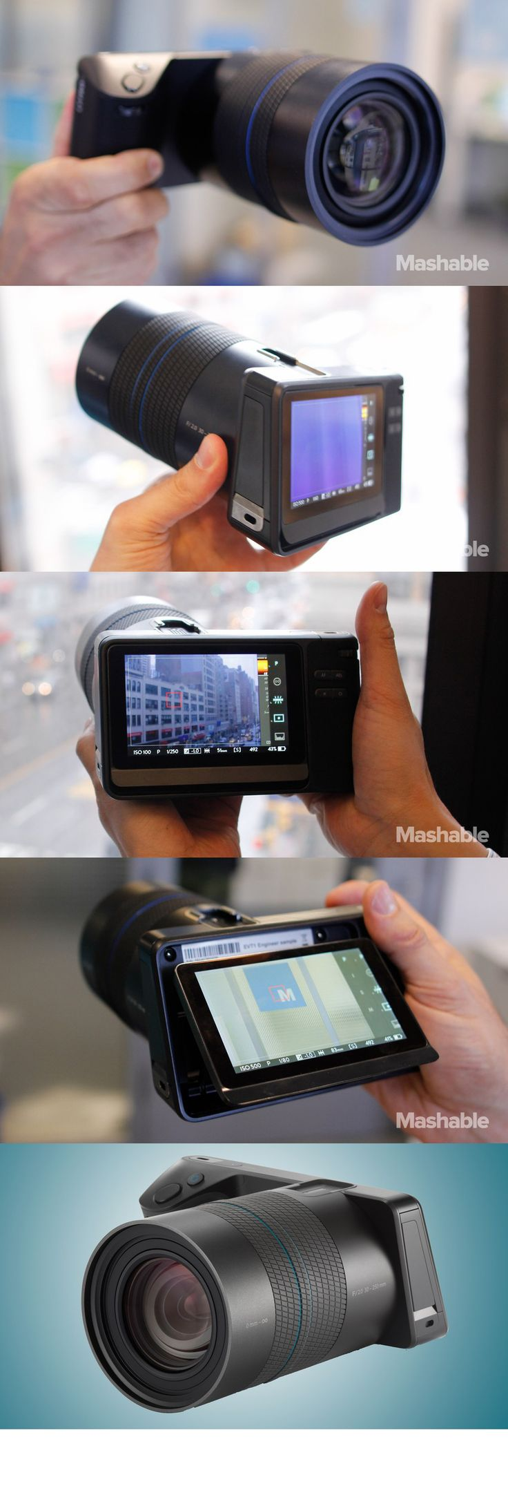 """The Lytro Illum -- """"Since modern photography was invented in 1837, everything and nothing has changed."""""""