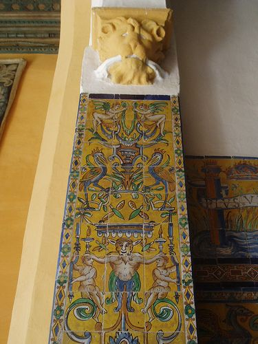 17 best images about azulejos spanish portuguese tiles for Spanish decorative tile