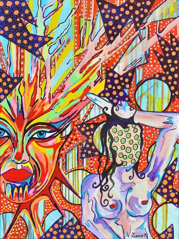 Zippora Meijer. Deze multi-kunstenares brengt alle materialen die ze aanraakt tot leven in een explosie van vorm en kleur. Ze maakt naast schilderijen ook sculpturen, sieraden, tassen en kleding. Zelfs meubelstukken behoren tot haar repertoire. Meijer is al even eclectisch in de keuze van haar materialen. Onverwachte combinaties van materialen zijn typerend voor haar stijl en haar lust tot experimenten. Sinds het begin van de jaren '90 timmert deze artistieke duizendpoot aan de weg, met…