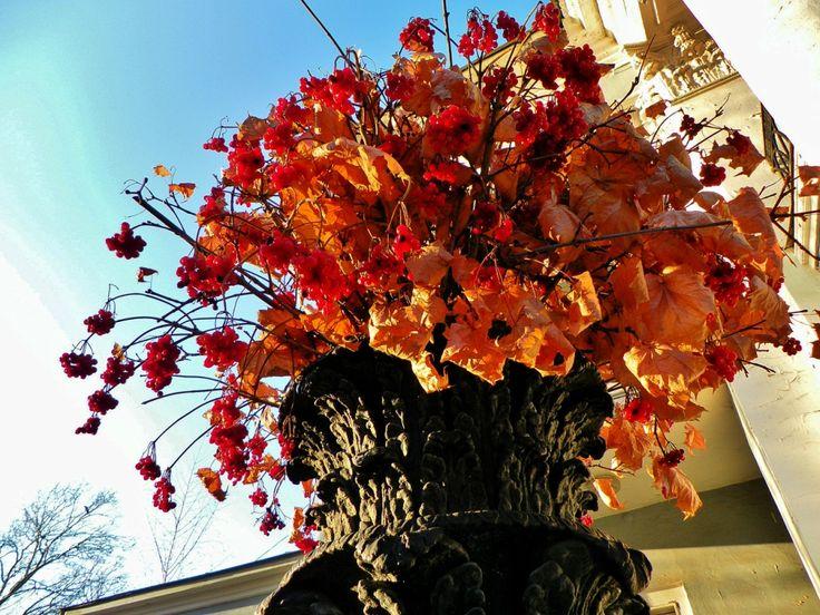 Осеннее оформление