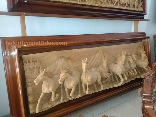 Relief Kuda Lari Bubar