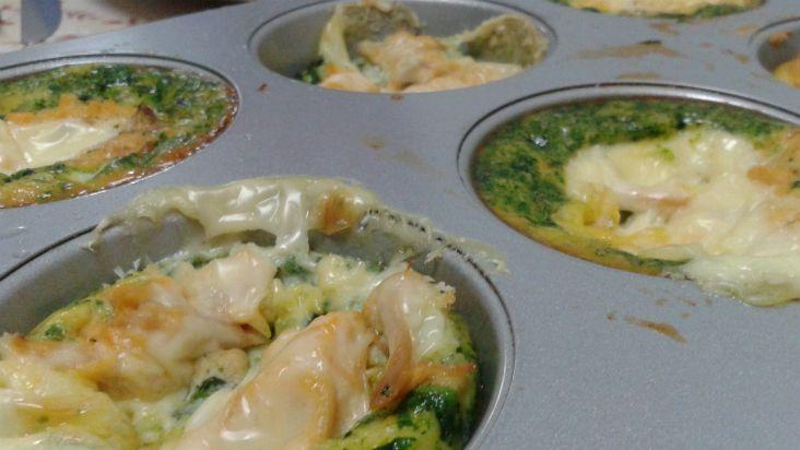 Omelete diferente: feita direto na forma de muffins | Disney Babble Brasil