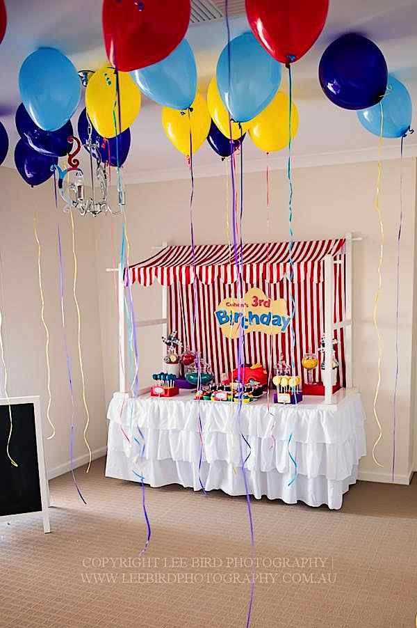 Wiggles Themed Party Ideas