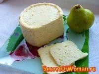 Домашний экспресс сыр приготовленный в микроволновке
