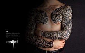 haida tattoos