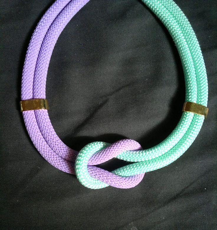 gold element necklace(2)