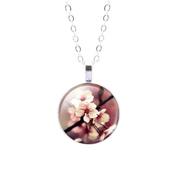 Tradition Chinese element Plum flower Art Picture Pendants & Necklaces Bracelets For Women Fine silver plated Jewelry Sets