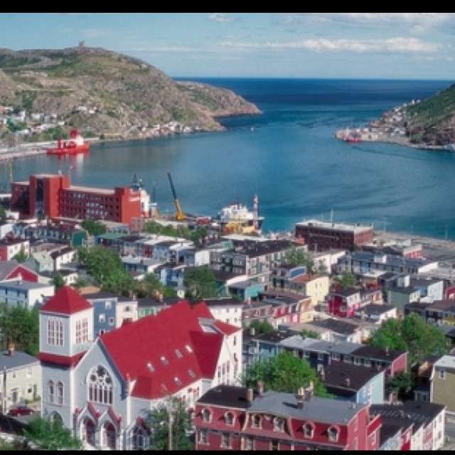 St. John's is one of the oldest European settlements in North America and is the capital city of Newfoundland and Labrador.
