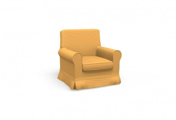 Cover for EKTORP JENNYLUND Armchair - Event Yellow