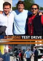 Hyundai test drive!