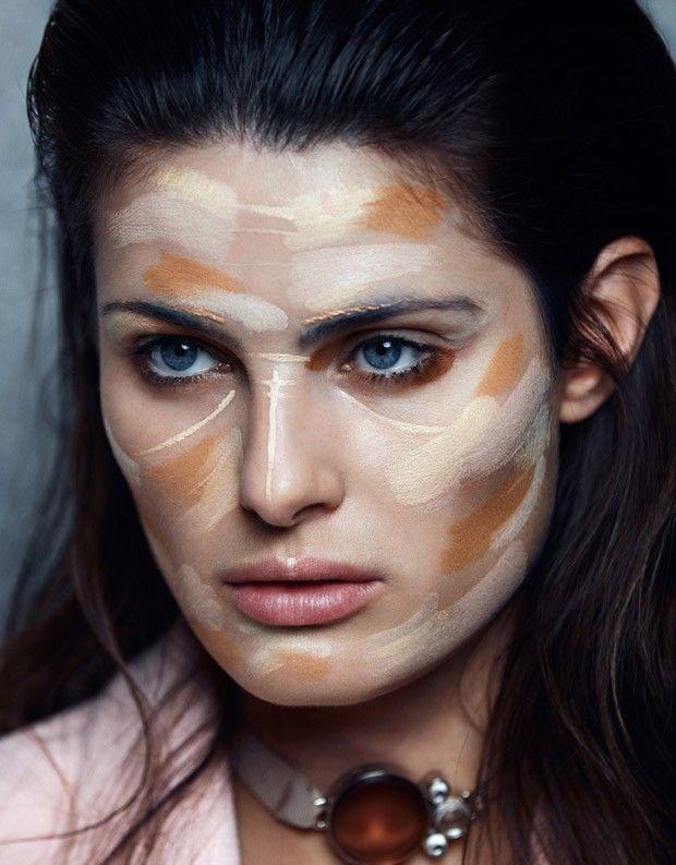 Изабели Фонтана (Isabeli Fontana) появилась в Grazia France. Снимал ее фэшн-фотограф Джейсон Ким (Jason Kim).