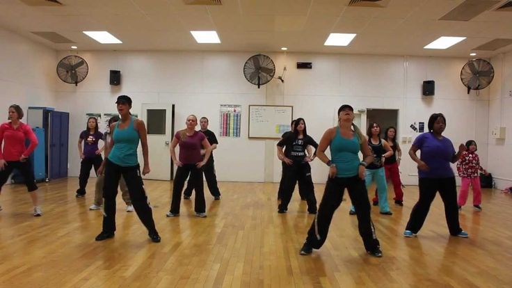 """USHER - """"OMG"""" (warm up) -  Choreography for Dance Fitness"""