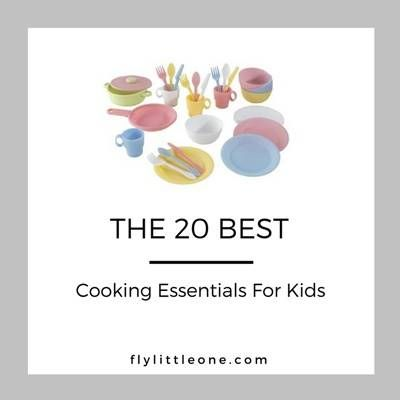 Kids Cooking Set: The 20 Best Cooking Essentials For Kids https://prettyselection.com