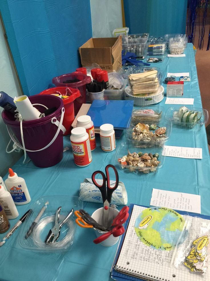 119 best surf shack crafts images on pinterest surf for Bible school craft supplies