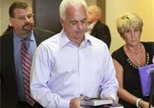 During Casey Anthony trial, her parents.