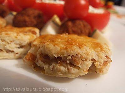 Pogacele cu jumari   Retete culinare cu Laura Sava
