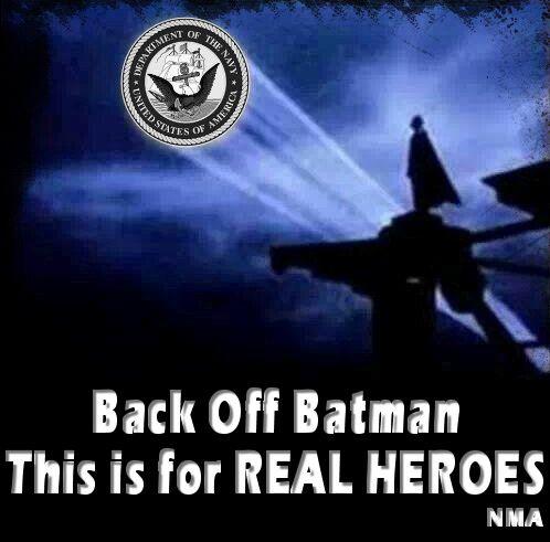 #NAVY #HEROES #Hooyah!
