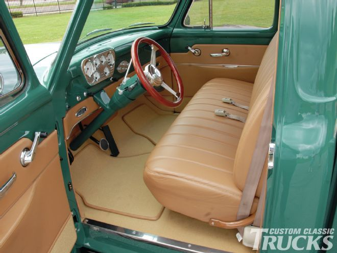 1955 Ford F100 Original Interior Google Search Fifties