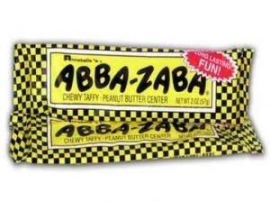 abba zabba! lol (guess I'm tellin' my age)