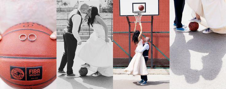 Love & basetball