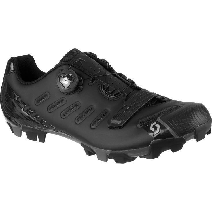 Scott MTB Team BOA Shoe Matte Black/Gloss Black 42.0