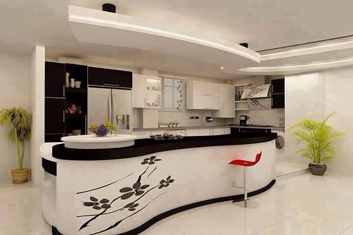 10 best images about cocinas minimalistas on pinterest for Casa minimalista interior cocina
