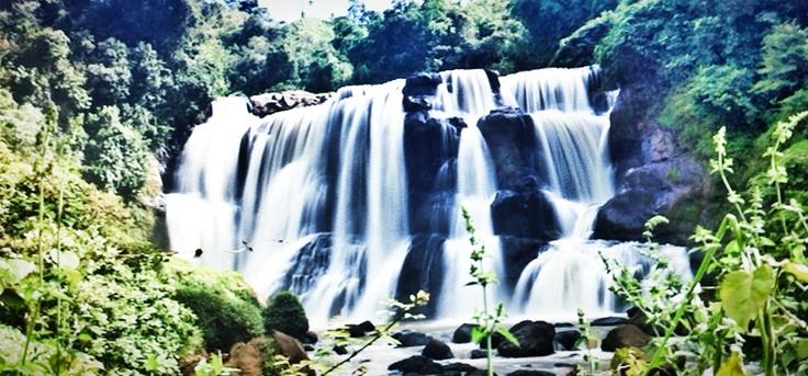 Curug Malela (Malela Waterfall) #WestJava #Indonesia