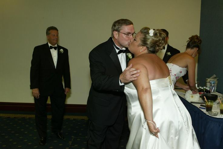 Kevin colvin wedding