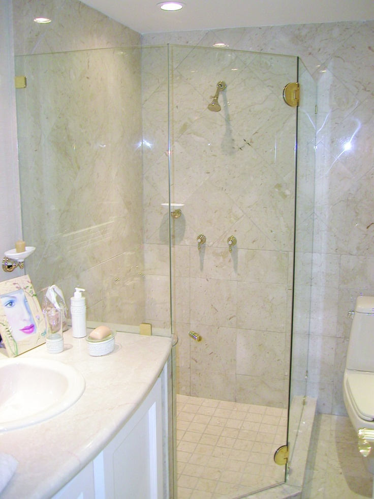 17 best images about bathroom reno on pinterest for Shower reno