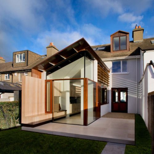 Elegant house extension