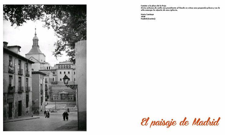 El paisaje de Madrid: El desaparecido convento del Sacramento http://elpaisajedemadrid.blogspot.com.es/2014/03/el-desaparecido-convento-del-sacramento.html