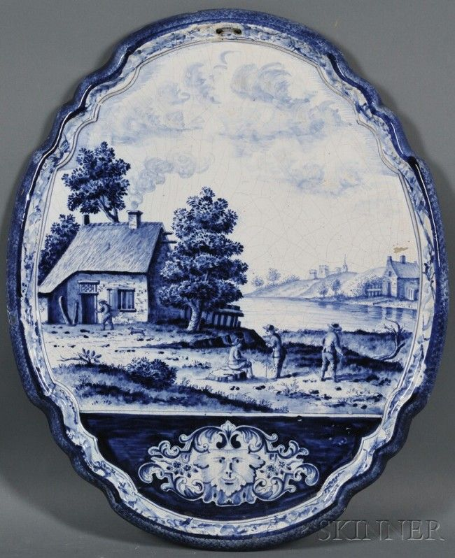 delft blue holland