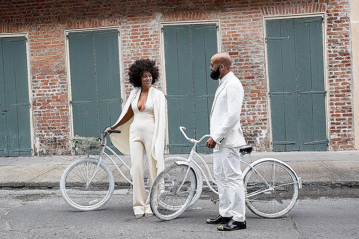 7 Most Stylish Hip-Hop Wedding Outfits: Bonus: Solange Knowles and Alan Ferguson