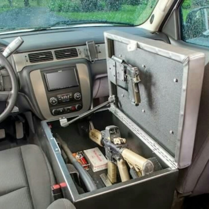 Every car needs this with or without the Zombies survival