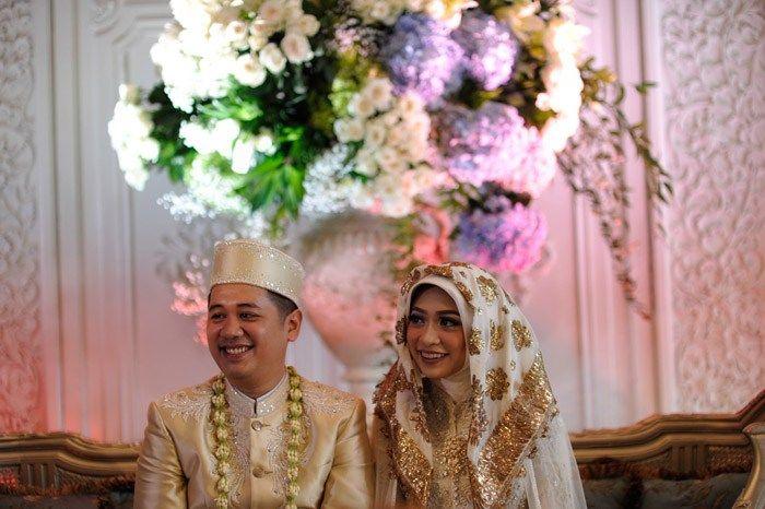 Tiga Tradisi Dalam Satu Pernikahan Di Hotel Shangri-La Jakarta - 2370