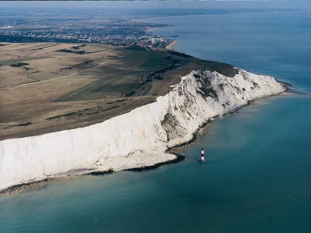 Sovereign Harbour to Beachy Head. Eastbourne Borough Council, an Area of Outstanding Natural Beauty (AONB), a Heritage Coast and a SSSI.