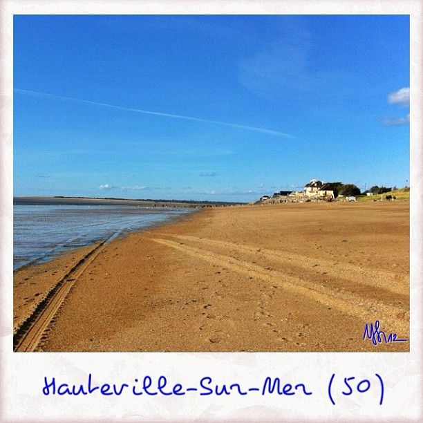 Hauteville sur Mer - Plage