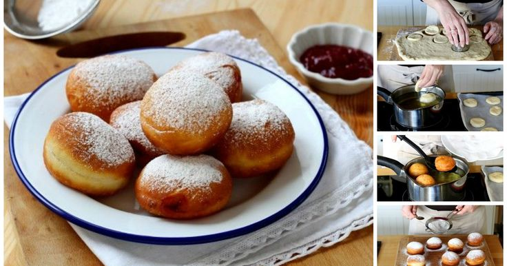 Because homemade donuts are ALWAYS a good idea! STEP-by-STEP RECIPE here.