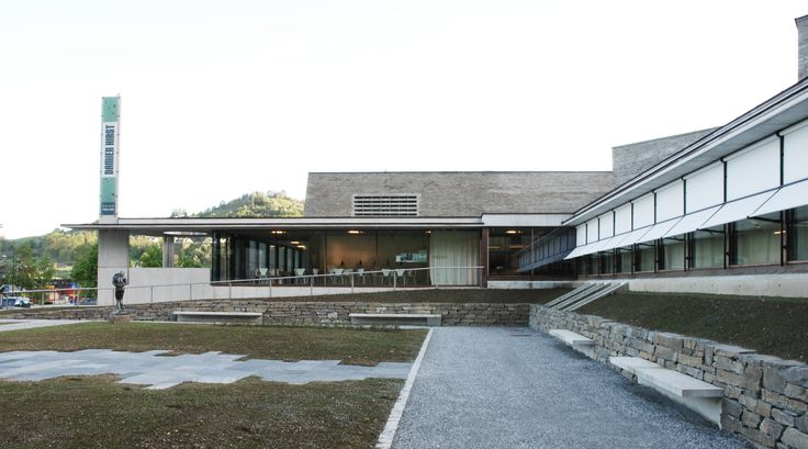 Kunsthuset Kabuso - Contemporary Museum. Øystese, Hordaland, 2006. Hille Strandskogen Arkitekter.