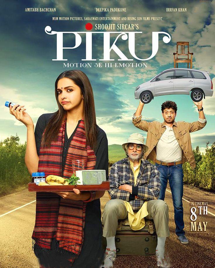Piku full movie download. piku 2015 full movie download,Piku is a 2015 Indian comedy-drama that stars Deepika Padukone, Amitabh Bachchan and Irafan Khan.piku hindi movie torrent download, piku movie torrent download