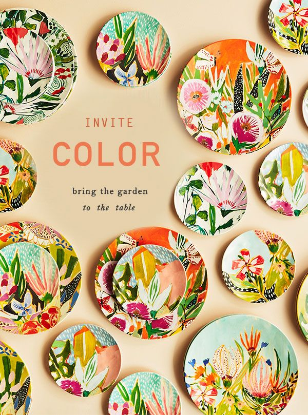 Lulie Wallace at Anthropologie