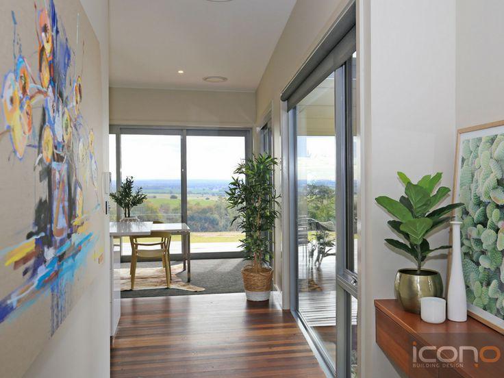 #hallway #modern #Australianhomes #iconobuildingdesign