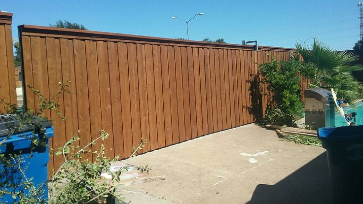 DFW Fence Pro | Automatic Gate