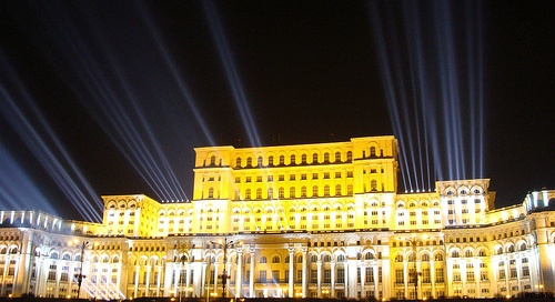 House of People , Bucharest